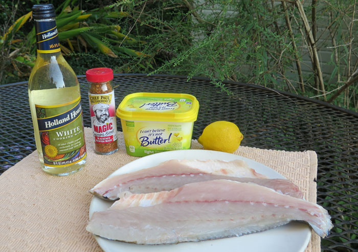 how to cook redfish