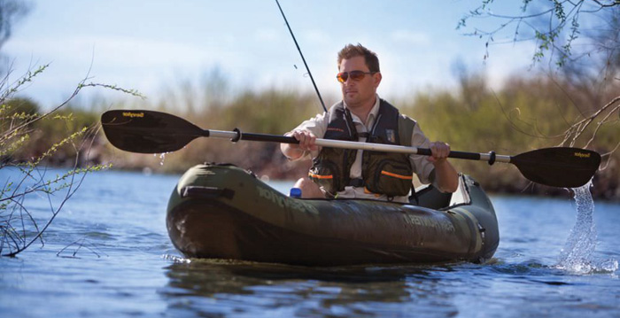 3 Best Inflatable Kayaks for Fishing - Reel Pursuits